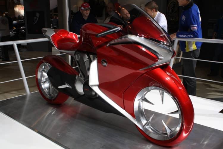 Concepto Honda V4