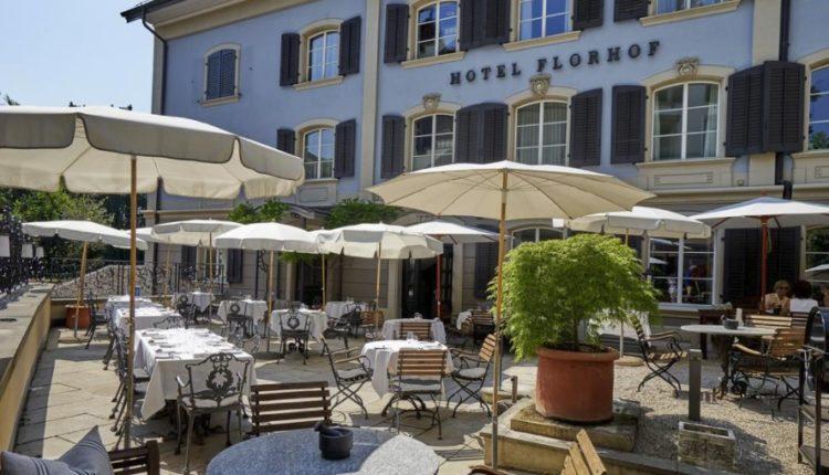 Hotel Florhof Top 5 hoteles de lujo en Zúrich, Suiza