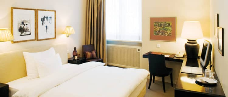 KINDLI Hotel Los cinco mejores hoteles de lujo en Zúrich, Suiza