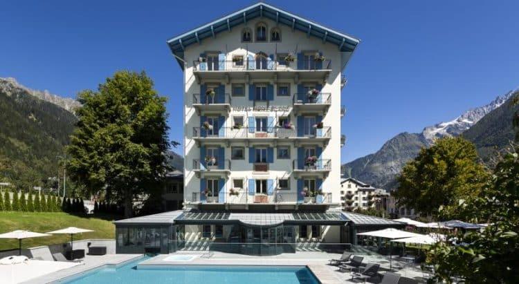 Hotel Mont-Blanc Chamonix