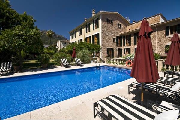 Hotel Salvia Los cinco mejores hoteles de lujo en Mallorca