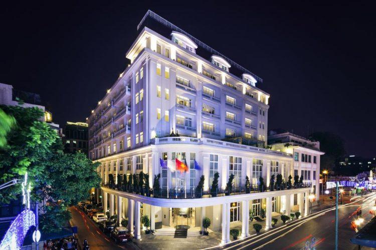Hotel de l'Opera Hanoi Los cinco mejores hoteles en Hanoi, Vietnam