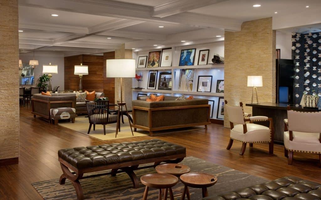 Hutton Hotel Los cinco mejores hoteles de Nashville de 2016