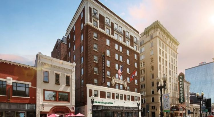 Hyatt Place Downtown Knoxville