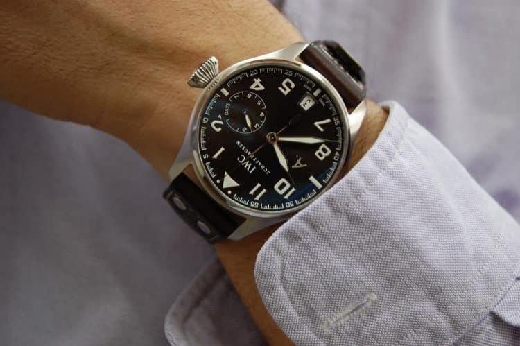 IWC-Big-Pilot's Watch-Watch-black-menswear