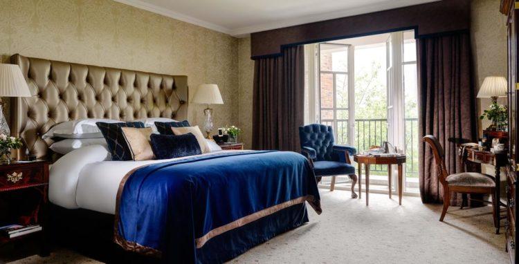 InterContinental Dublin Los cinco mejores hoteles de 5 estrellas en Dublín, Irlanda