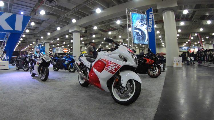 Salón Internacional de la Motocicleta en la Ciudad de Nueva York