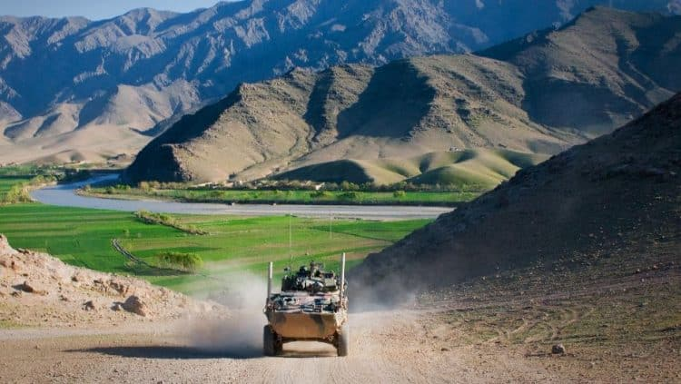 República Islámica de Afganistán