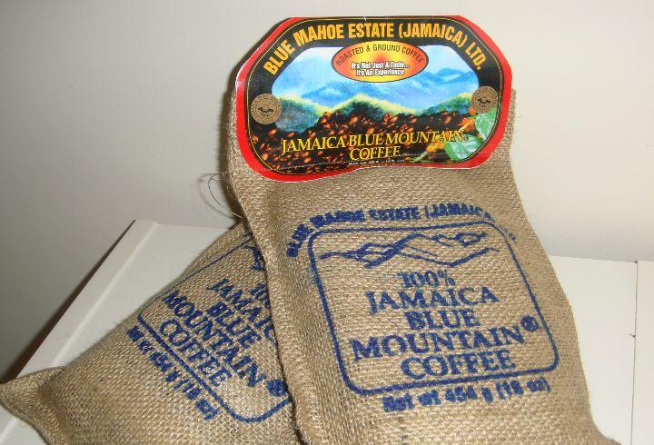 Café Blue Mountain de Jamaica