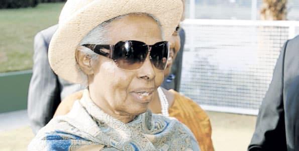 Jane Wanjiru Michuki