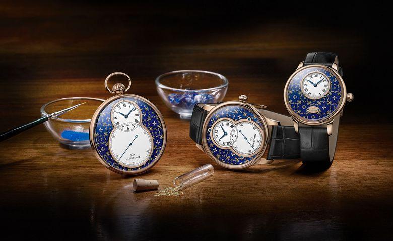 Jaquet Droz Los 10 mejores relojes Jaquet Droz de todos los tiempos
