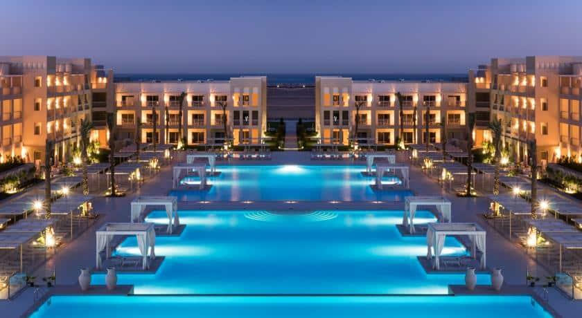 Jaz Aquaviva Resort Los 5 mejores hoteles de lujo en Egipto