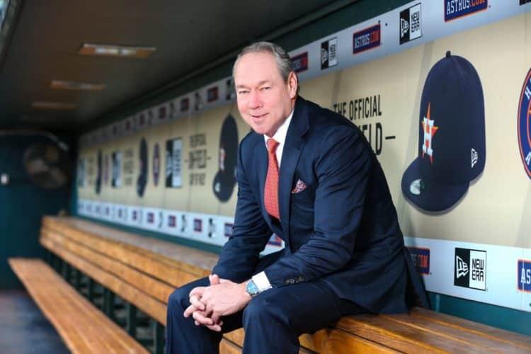 Jim Crane Los 20 propietarios de MLB más ricos del mundo (actualizado para 2020)