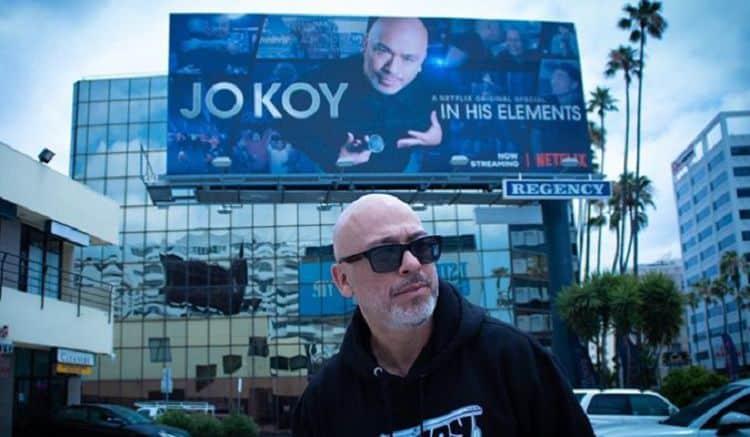 Jo Koy Cómo Jo Koy logró un patrimonio neto de $ 5 millones