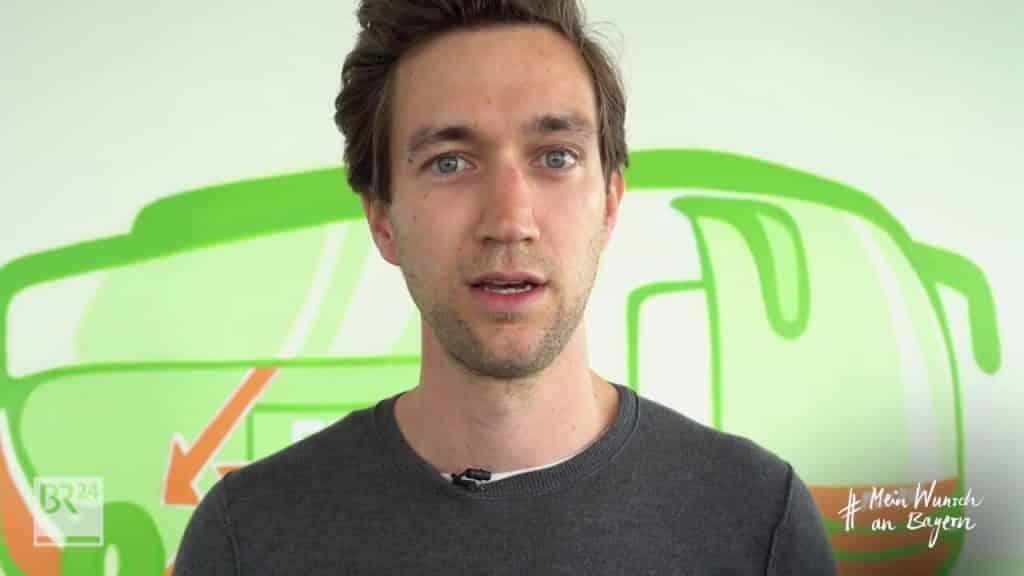 Jochen Engert 10 cosas que no sabías sobre el CEO de FlixBus, Jochen Engert