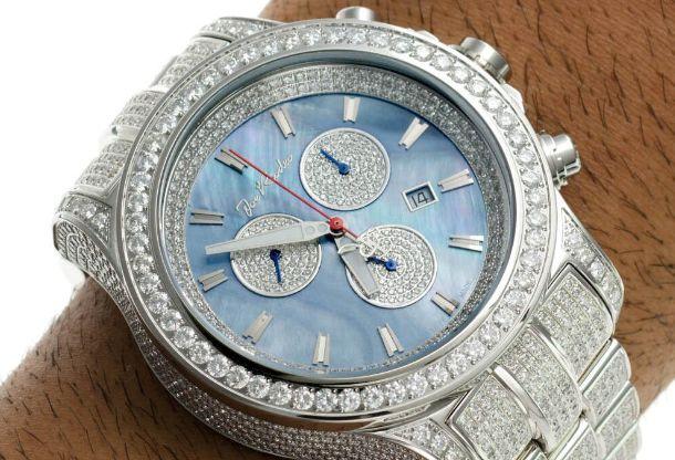 Reloj Joe Rodeo JMP18 Master Pilot Diamond
