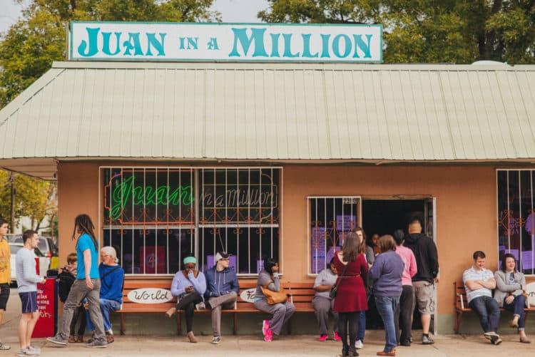 Juan in a Million Top Five Mexican Restaurants in Austin, TX