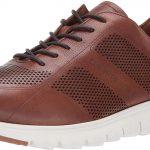 Kenneth Cole New York Brayden Leather Jogger Sneakers for Men Los cinco mejores pares de zapatillas Kenneth Cole para hombre