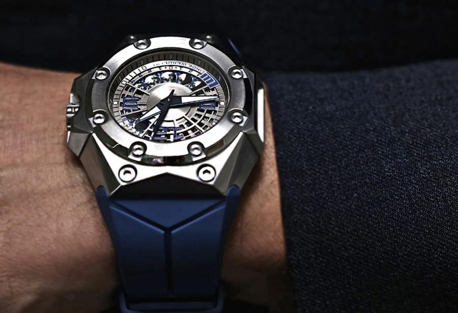 LW Oktopus BluMoon 02 Los 10 mejores relojes Linde Werdelin de todos los tiempos