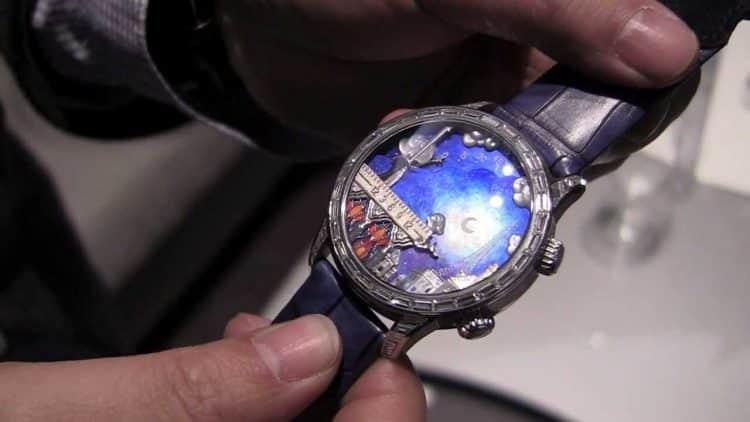 Reloj Lady Arpels Poetic Wish