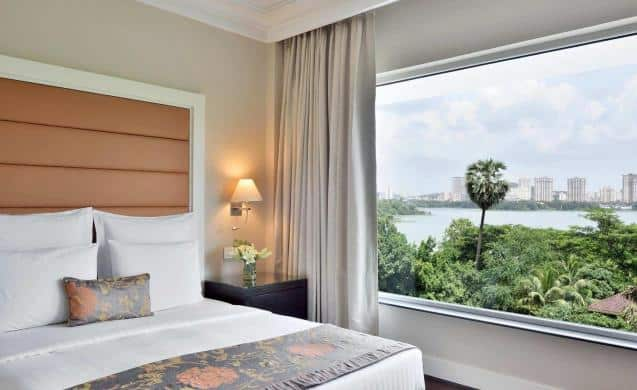Lakeside Chalet Mumbai Marriott Executive Apartments Los 5 mejores hoteles de 5 estrellas en Mumbai