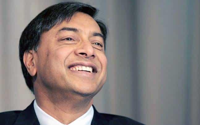 Lakshmi Mittal Las 20 personas más ricas de la India (actualizado para 2020)