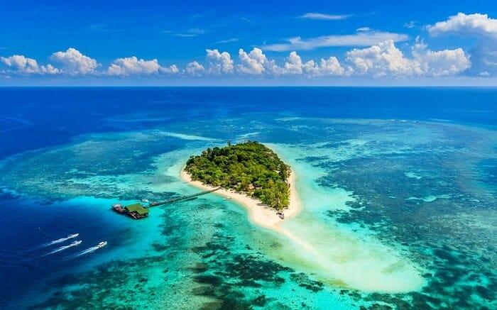 Lankayan Los cinco principales destinos insulares de Malasia en 2018