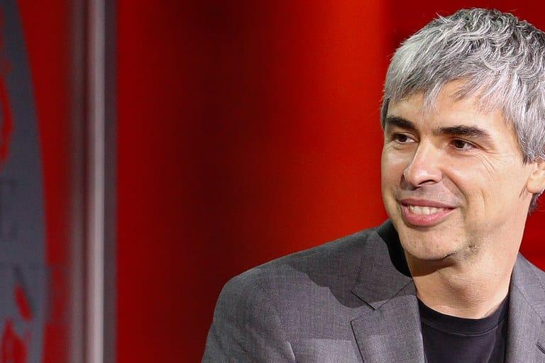 Larry Page Las 10 personas más ricas de Michigan (actualizado para 2020)