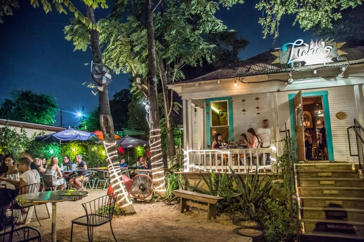 Licha's Cantina Top Five Mexican Restaurants in Austin, TX
