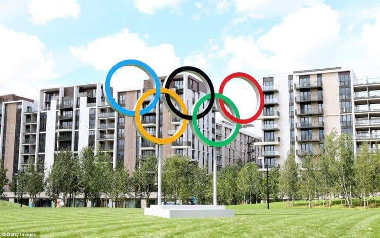 Villa olímpica de Londres