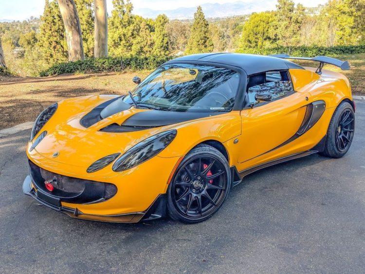 Lotus Elise 2