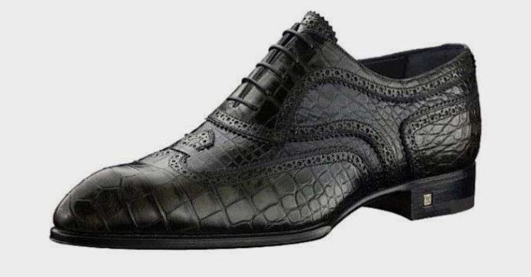 Louis Vuitton Manhattan Richelieu Men's Shoes Los 20 zapatos más caros del mundo