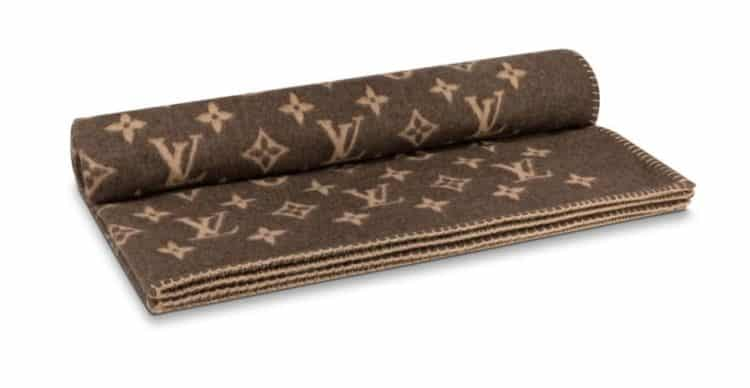 Louis Vuitton Wave blanket