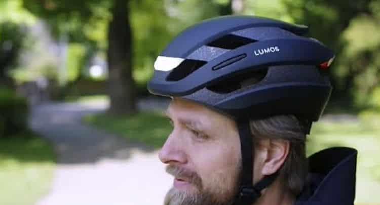Lumos Ultra 1 El nuevo estándar en cascos de bicicleta
