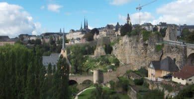 Luxembourg Los 20 países más ricos de Europa (actualizado para 2020)