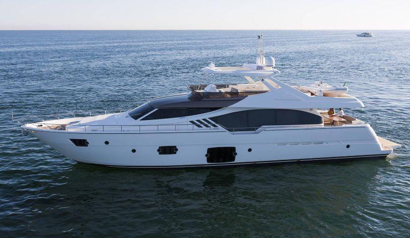 Luxury Flybridge Ferretti Yachts Los 10 mejores yates Ferretti de todos los tiempos