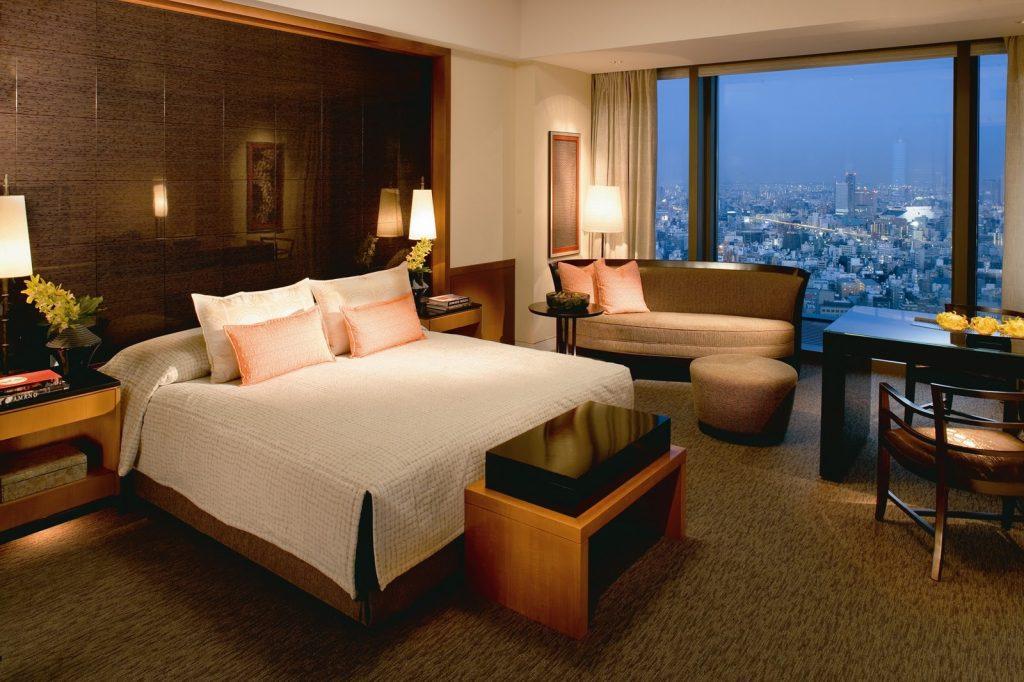 Mandarin Oriental Hotel Los cinco mejores hoteles de todo Tokio