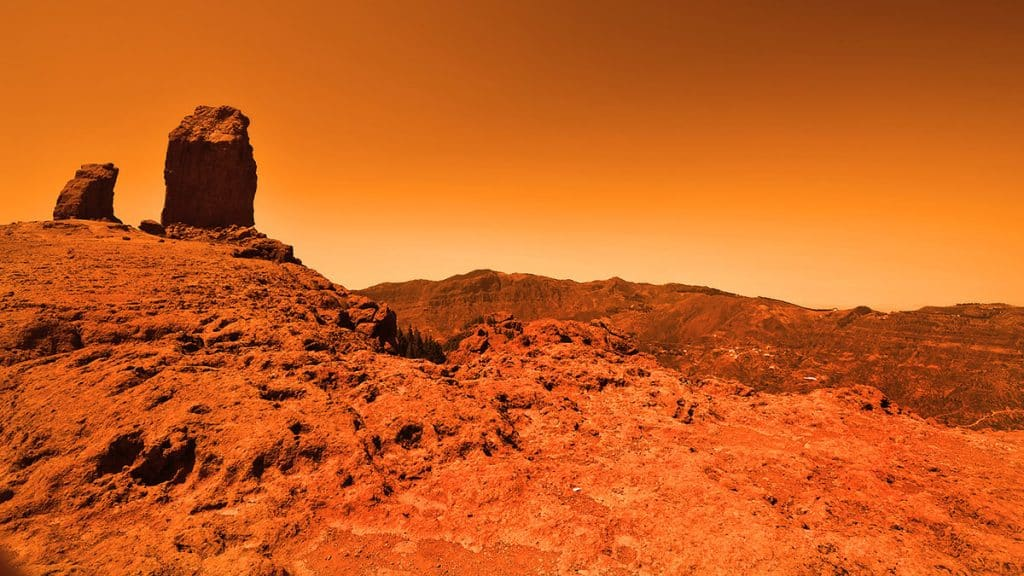 Mars ¿Es posible colonizar Marte para 2025?