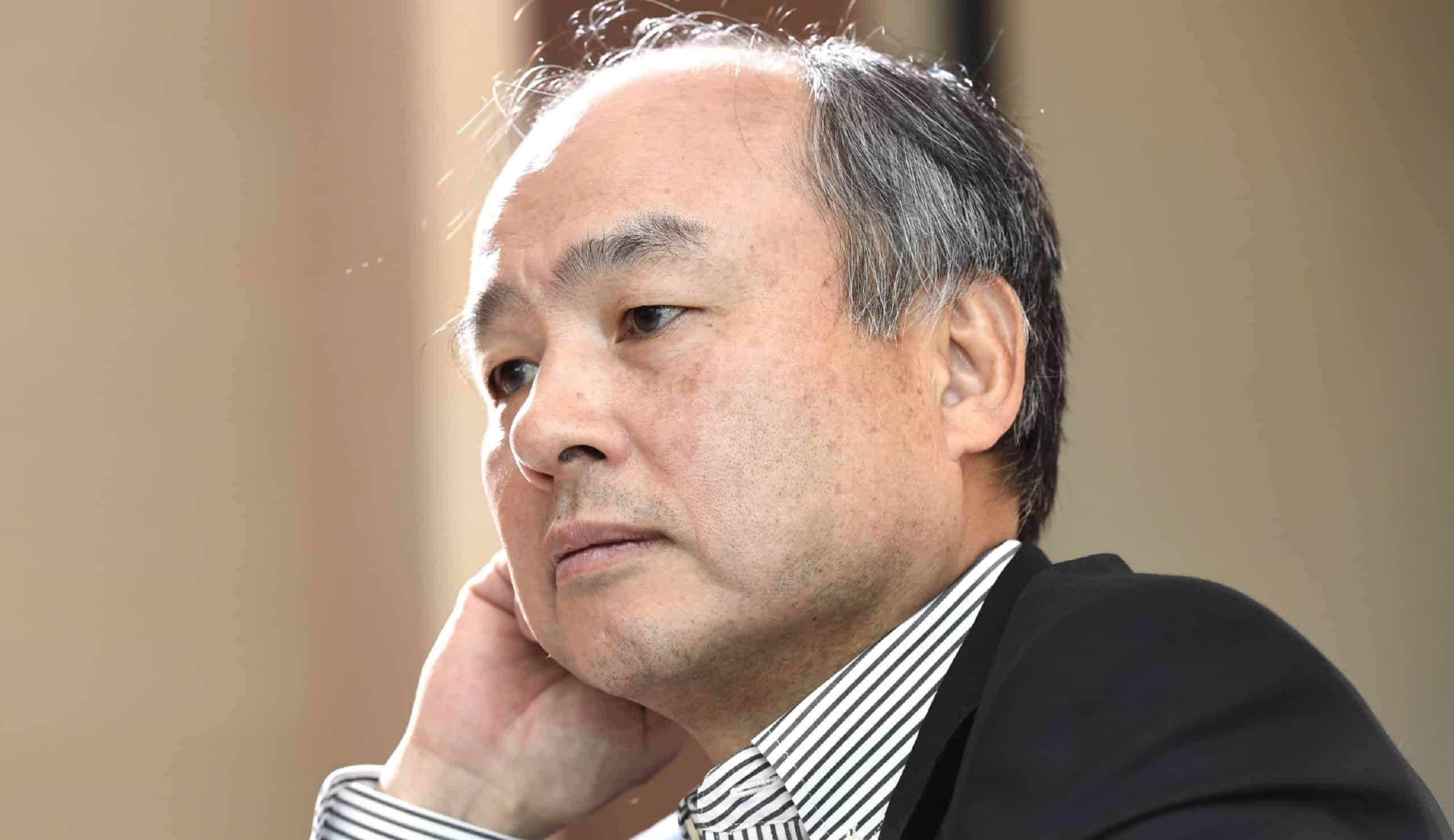 Masayoshi Son scaled .Las 10 personas más ricas de Japón 2021