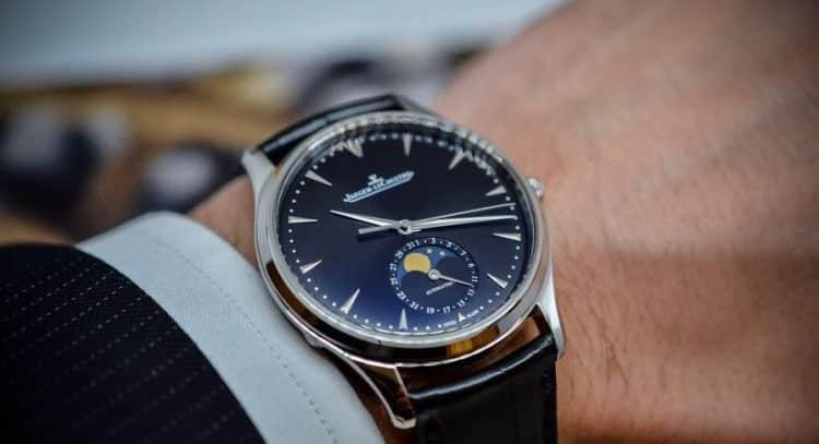 Reloj automático Master Ultra-Thin Moon para hombre