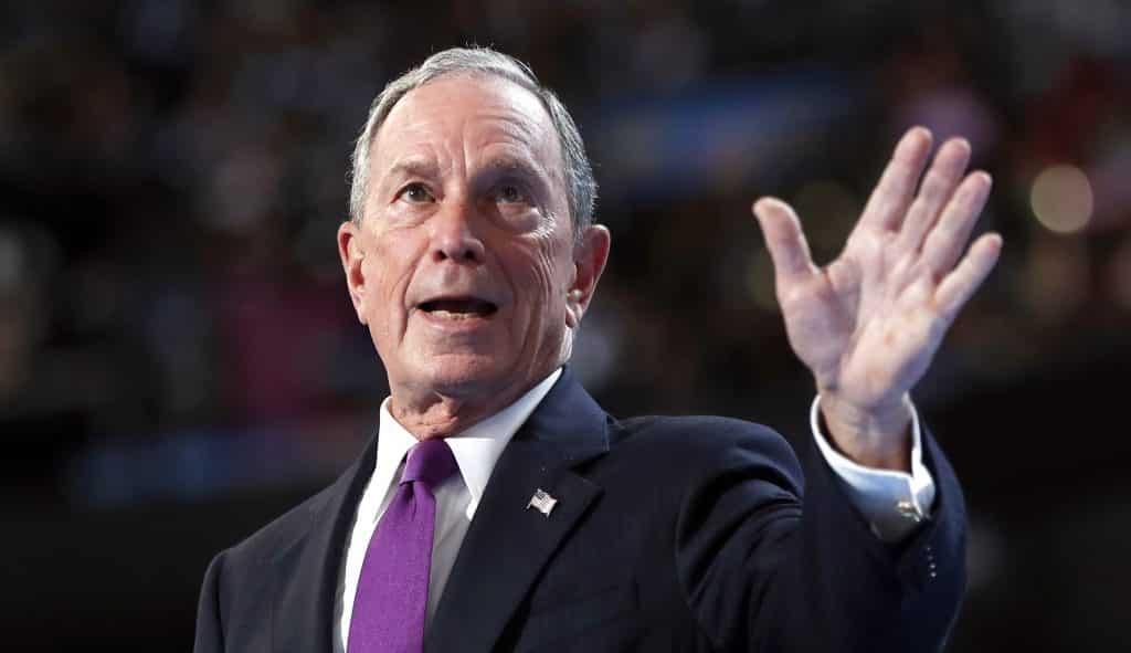 Michael Bloomberg 1 Las 20 personas más ricas del mundo (actualizado para 2020)