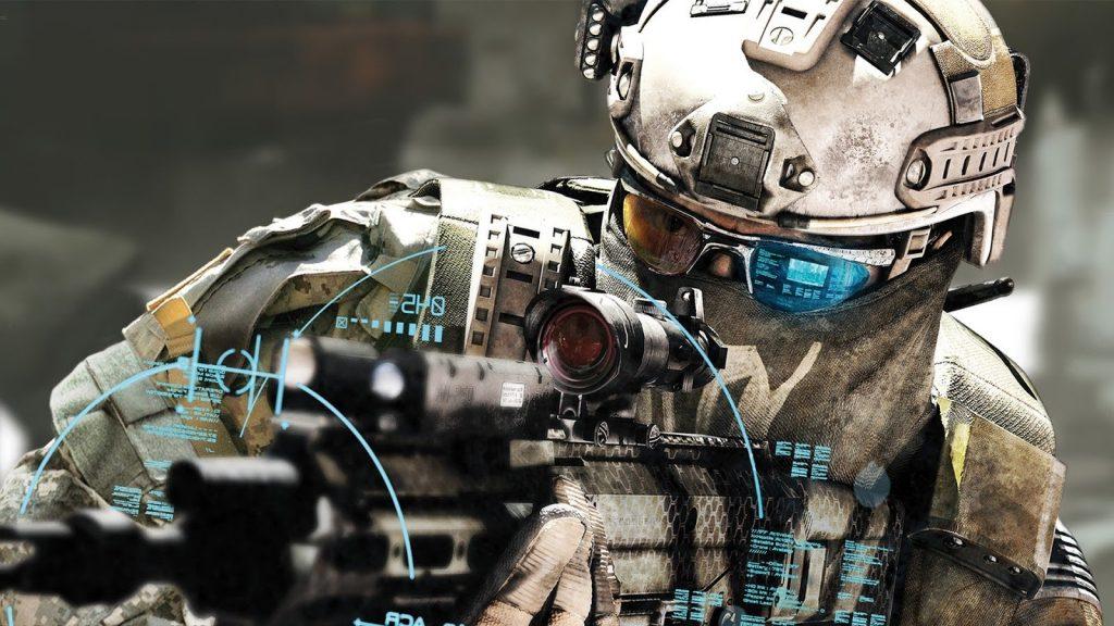 Military Technology La tecnología militar más nueva que saldrá en un futuro próximo