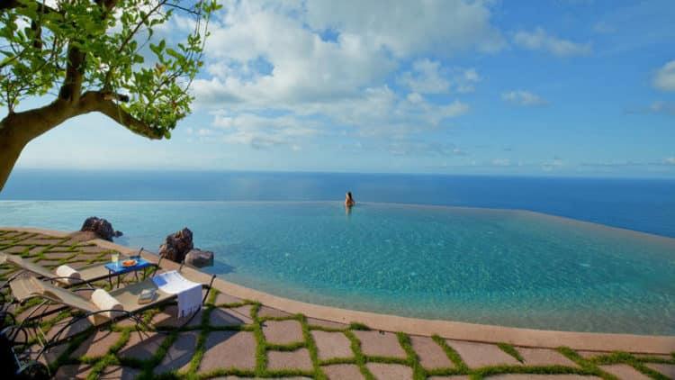 Monastero Santa Rosa Hotel Spa Los cinco mejores hoteles de 5 estrellas de la Costa Amalfitana