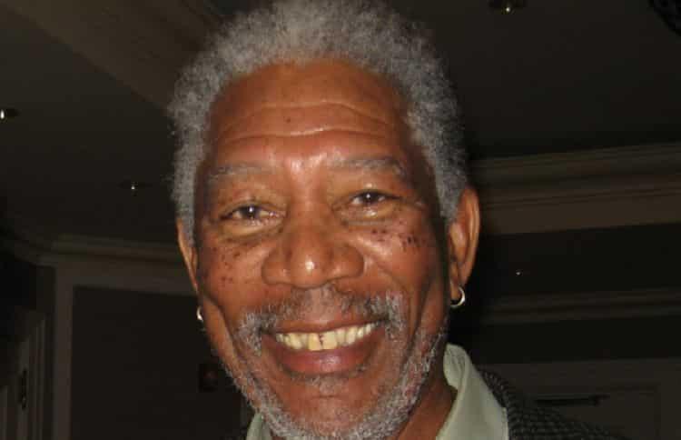 Morgan Freeman 1 .El patrimonio neto de Morgan Freeman es de $ 200 millones 2021