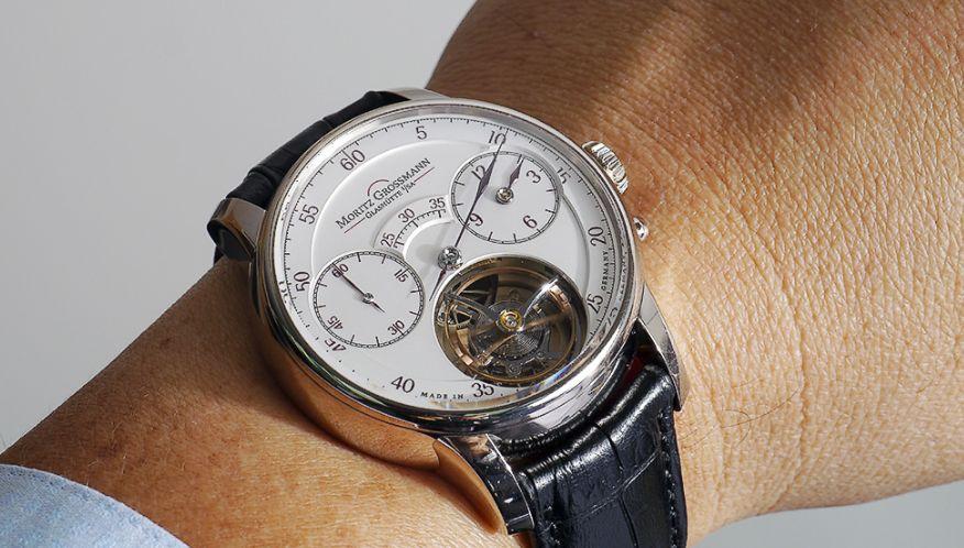 Moritz Grossmann BENU Tourbillon Los 10 mejores relojes Moritz Grossman de todos los tiempos