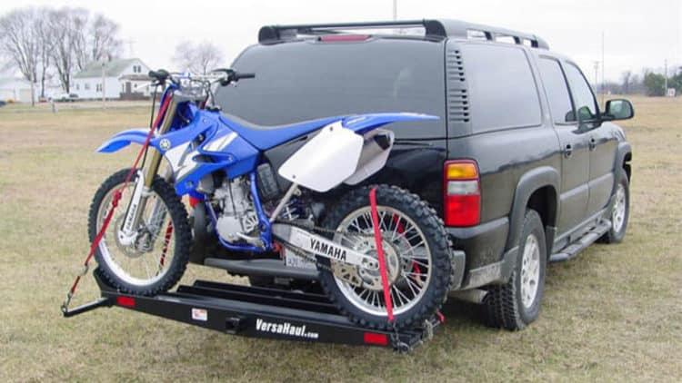 Remolque MotoGroup Doble Dirt Bike o Moto