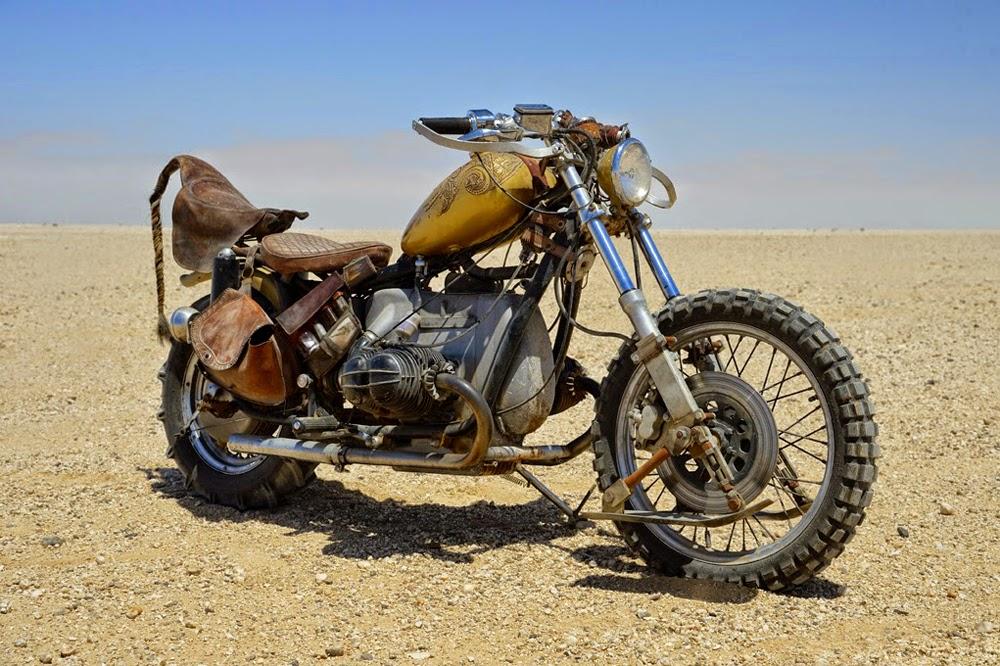 Motorcycles from the Mad Max Movies Cómo obtener una licencia de motocicleta en Georgia