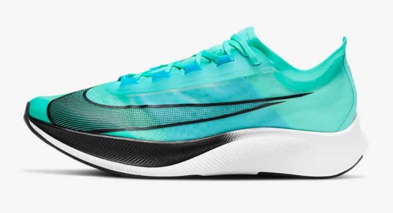 Nike Zoom Fly ¿Cuánto tiempo dura un Nike Zoom Fly?
