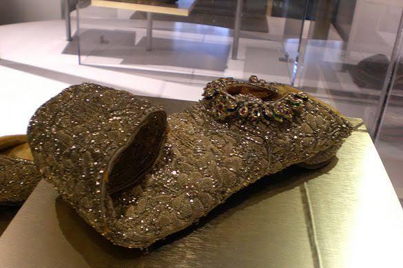 Nizam Sikandar Jah's Shoes – 160000 Los 20 zapatos más caros del mundo