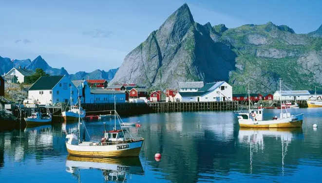 Norwegian Islands Los cinco principales destinos insulares noruegos en 2018